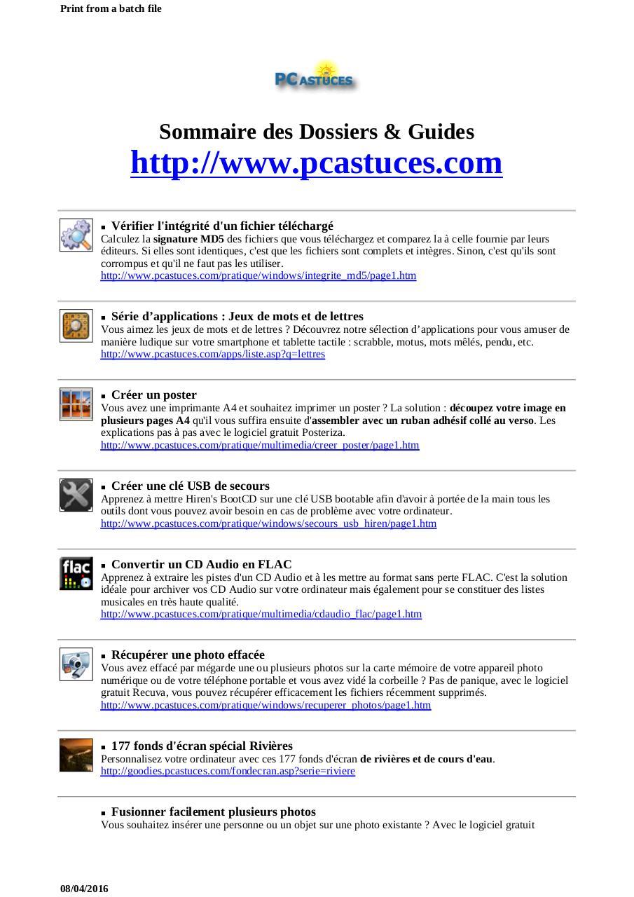 pc astuces ccleaner