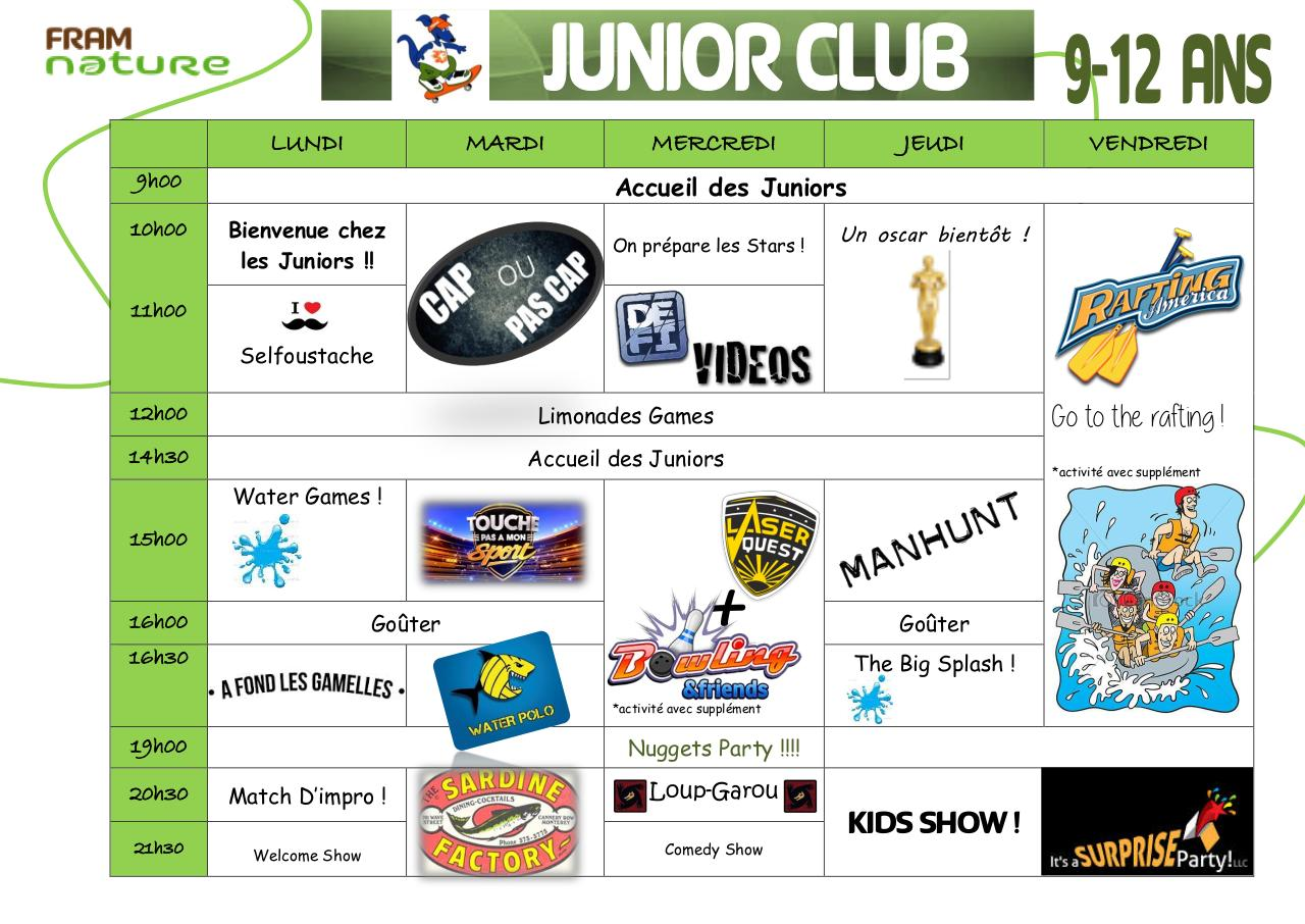 programme junior  club Fram Nature Ama 3.pdf - page 1/2