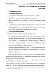 Fichier PDF cours javascript