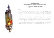 eogn 114 capitaine marchiani heraldique de l insigne