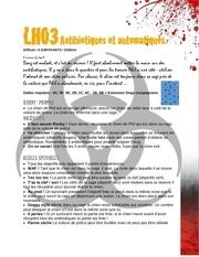 lh03 antibiotiques et automatiques