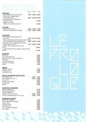 menu prologue word recto verso 3