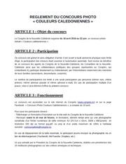 Fichier PDF reglement concours couleurs caledoniennes