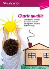 strasbourg petite enfance charte qualite