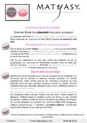 Fichier PDF communique de presse matyasy