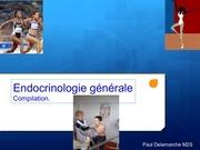 endocrinologie generale l2