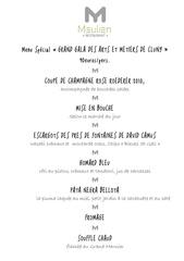 Fichier PDF menu restaurant le meulien