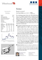 soitec company independent report wsl