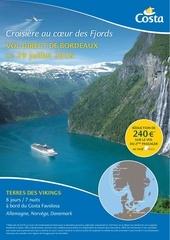 Fichier PDF costa fjords au depart de bordeaux