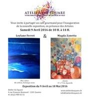invitation leylane et magda