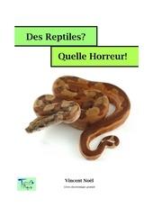 Fichier PDF des reptiles quelle horreur vn