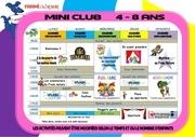 programme mini semaine 4