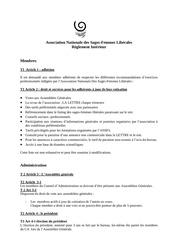 reglement interieur 26 mars 2015 2