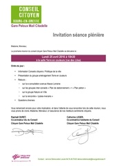 invitation cc gare peloux mail citadelle 25 avril 2016