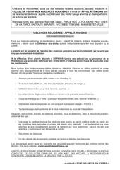 Fichier PDF collectif stop aux violences policieres appel tEmoins