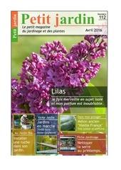 magazine petit jardin 112