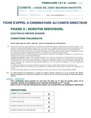 1 5 1 b appel a candidatures scrutin individuel phase 2