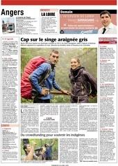 expe darien courrier de l ouest angers
