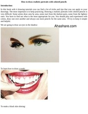 How to Draw Realistic Portraits.pdf - page 2/55