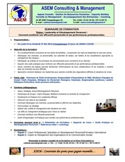 Fichier PDF seminaire leadership et developpement personnel