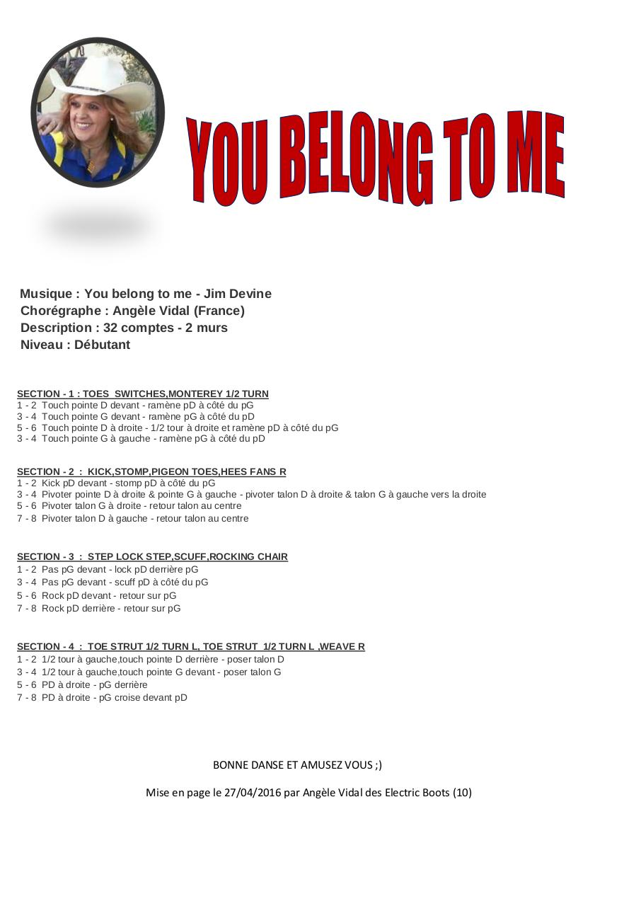 Aperçu du document YOU BELONG TO ME.pdf - page 1/1