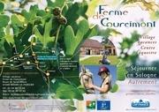 brochure ferme de courcimont
