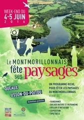 montmorillonnais fete paysages programme2016