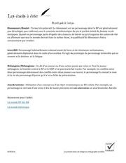 Fichier PDF les ecueils a eviter
