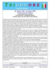 tricolore agenzia stampa n16005 220416 anniversario