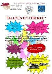 Fichier PDF projet aurelie affiche logo Evenement