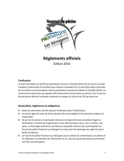 Fichier PDF reglements