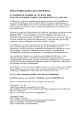 tract 1 mai nuit debout liege recto verso