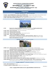 programme ase meeting oct16 25avr16