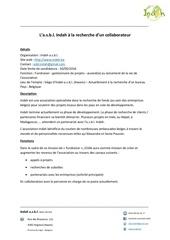 Fichier PDF rech collab indah