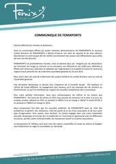 Fichier PDF communique de presse femix