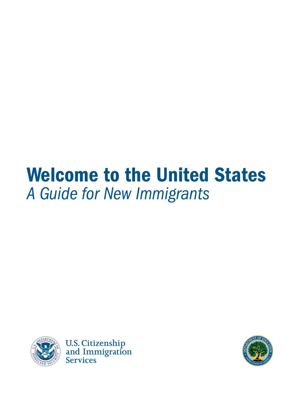 guide for new immigran to usa.pdf - page 3/116