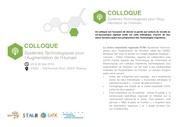 programme colloque