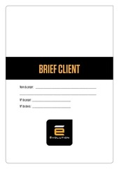 brief client interne evo test