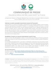 Fichier PDF communique de presse wle 2016