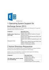 Fichier PDF exchange 2013 step by step