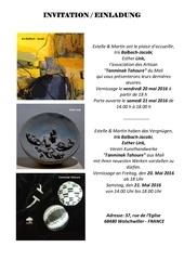 invitation einladung expo