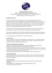 Fichier PDF proposition de stage afec pdf