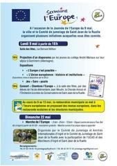 2016 tract semaine europe
