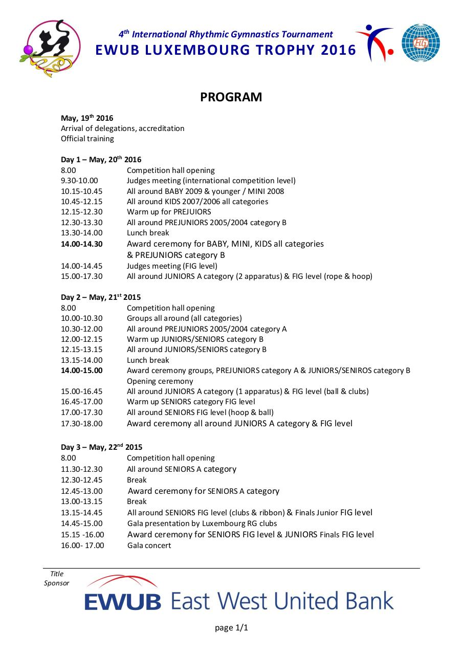 Aperçu du document 2016 EWUB Luxembourg Trophy - Program v2.pdf - page 1/1