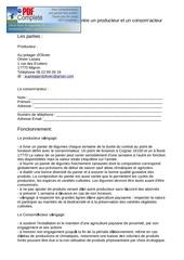 contrat au potager d olivier