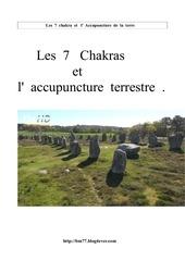 accupuncture de la terre 1