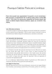 immobilier tfa 1