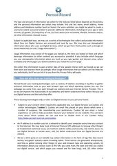 PERNOD RICARD UK Online Privacy Policy.pdf - page 2/7