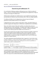 Fichier PDF tuto millionaireti 1