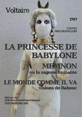voltaire princesse babylone autres contes